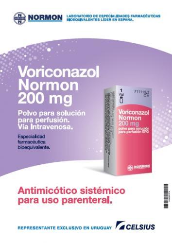 Voriconazol Normon